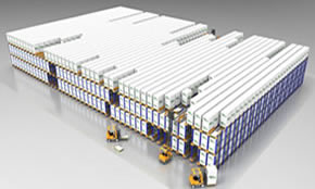80 20 rule - Semi Automated Storage and Retrieval Systems