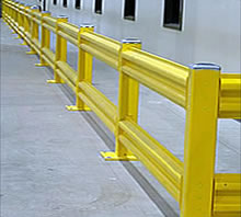 guard rail 02 - Protection / Safety