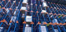 Storage Racks for Warehouse Order Picking
