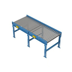 Powered-roller-conveyor-2 How To Choose Conveyor Material Handling Systems