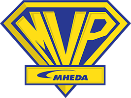 MHEDA MVP Logo