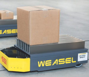 Weasel 300x260 - Semi / Fully Automated Storage and Retrieval Systems