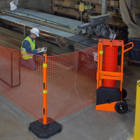 safety barrier inside - Protection / Safety