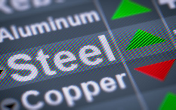 Pavel Ignatov Adobe Stock steelup 102517 - Are You Prepared for Steel Surcharges?