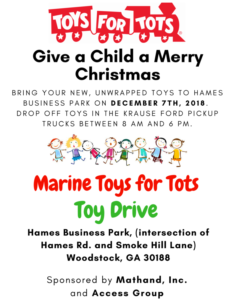 marine toys for tots campaign