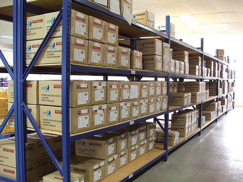 long span shelving 1 - Pallet Rack Types