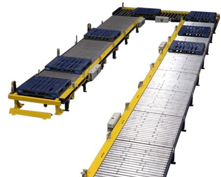 Alba MZPA - Conveyor